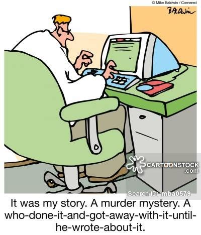 Write an essay on mystery story